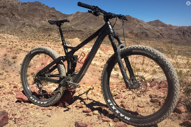 The Devinci Marshall SLX/XT Carbon is new for 2017