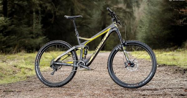 eb7f08c6aed Devinci Troy Carbon RS review - BikeRadar