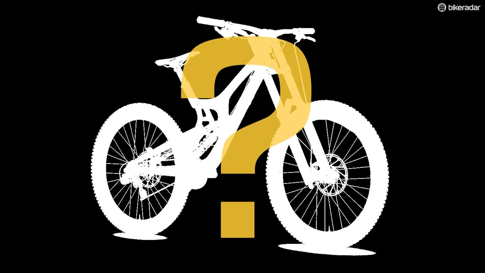 Can you identify all 10 of these downhill bikes? Good luck!