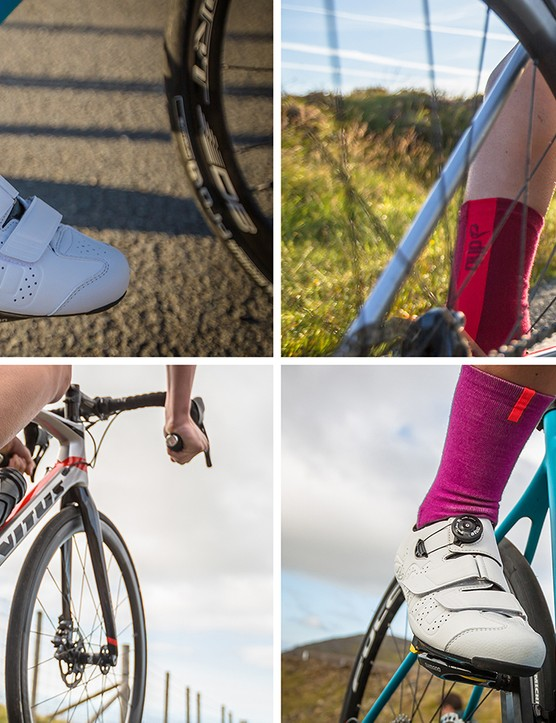 Meet the new range of dhb cycling shoes