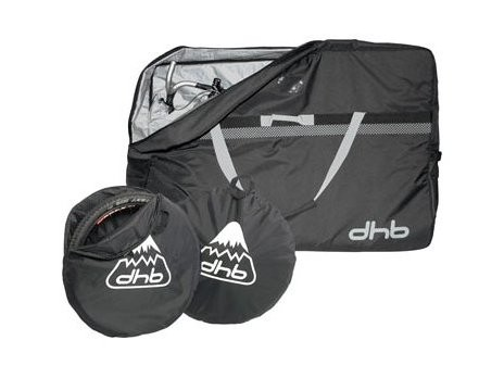 DHB Marsden Wheeled Bike Bag And Wheel Bag Set