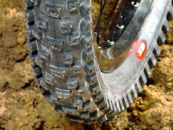 The Intense tyres are good value and give long wear too.