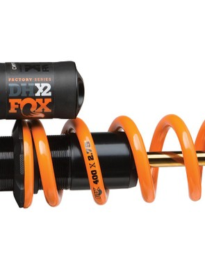 The DHX2 is now available in imperial and metric sizing