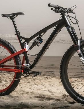 Diamondback's Release 3 is a new aggressive trail bike