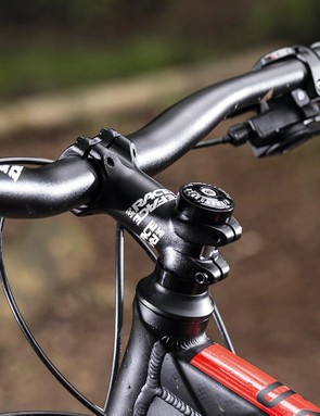The 740mm Race Face handlebar