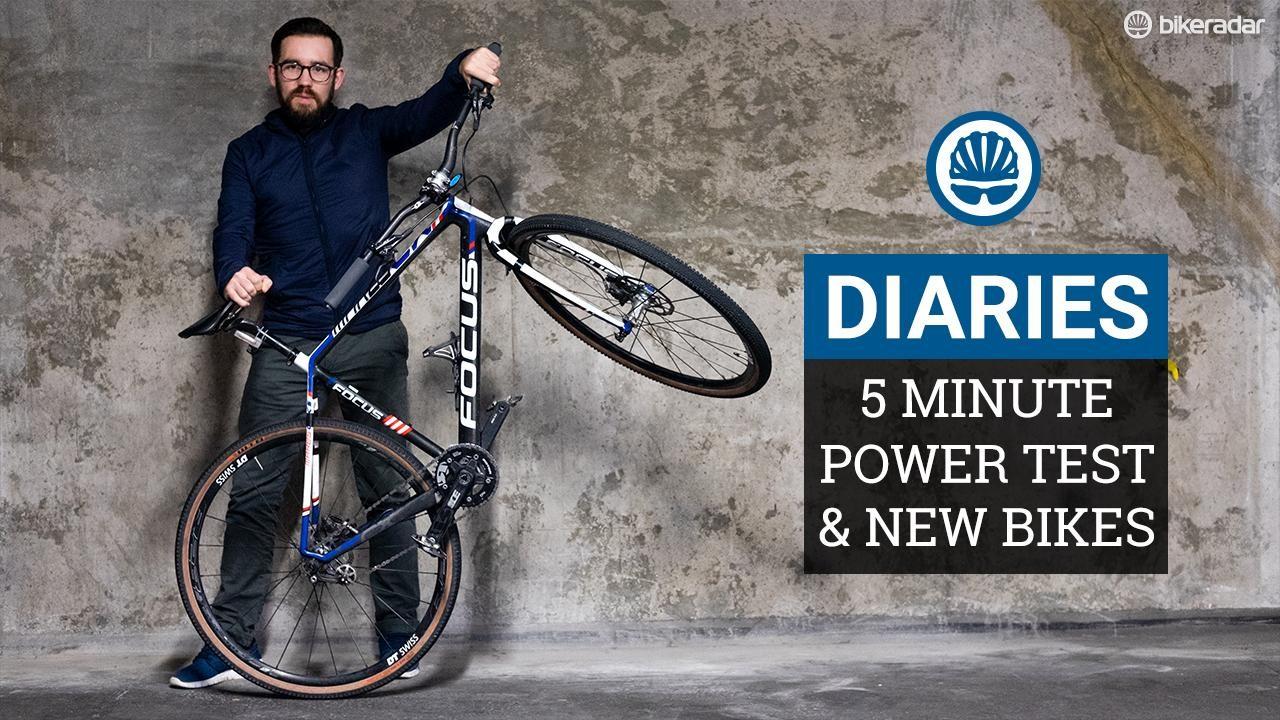 It's the latest BikeRadar Diaries!