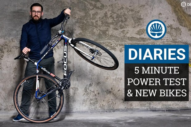 It's the latest BikeRadar Diaries!