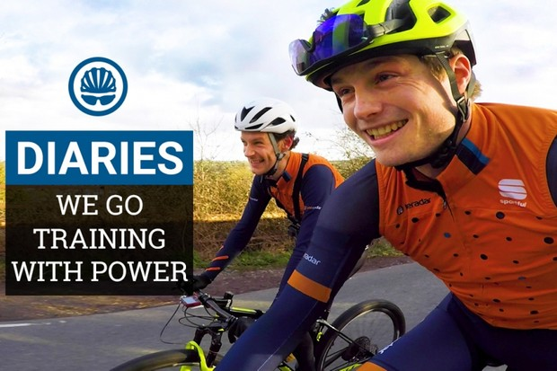 BikeRadar Diaries Episode 10 sees our devilish duo start structured training