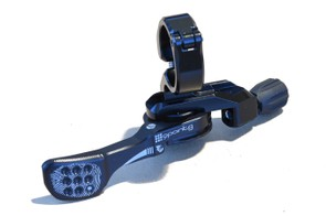 The Digit is a new underbar remote for 9point8's Fall Line dropper seatpost