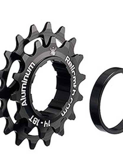 The brand also produces a nifty looking dingle-speed cog