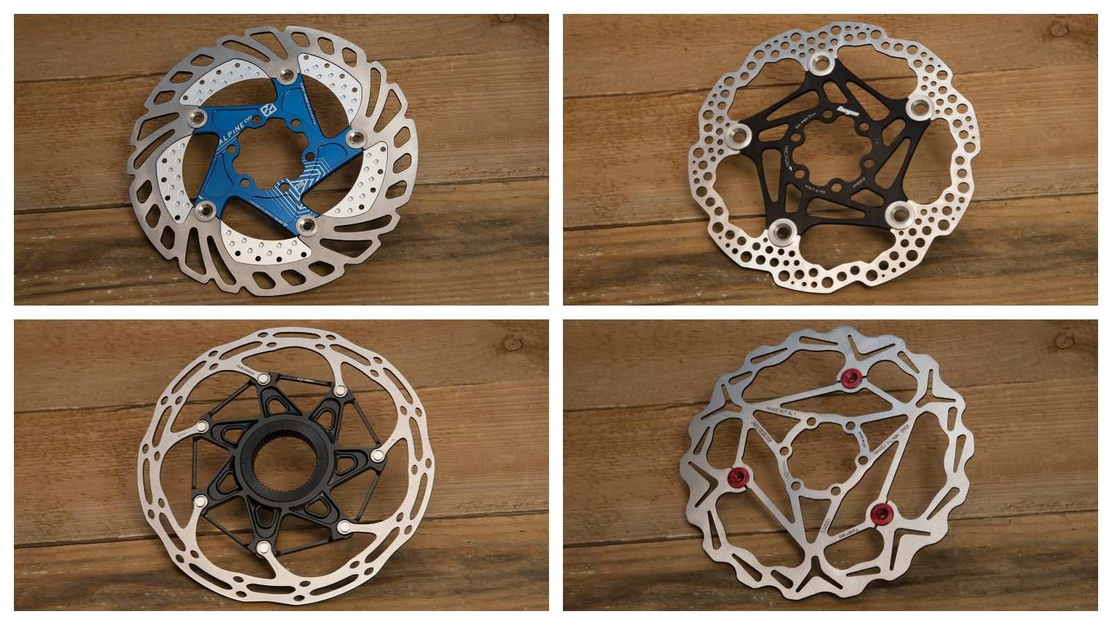 5 colours Quaxar Axim ultralight floating disc brake rotor 180 mm 180mm bolts