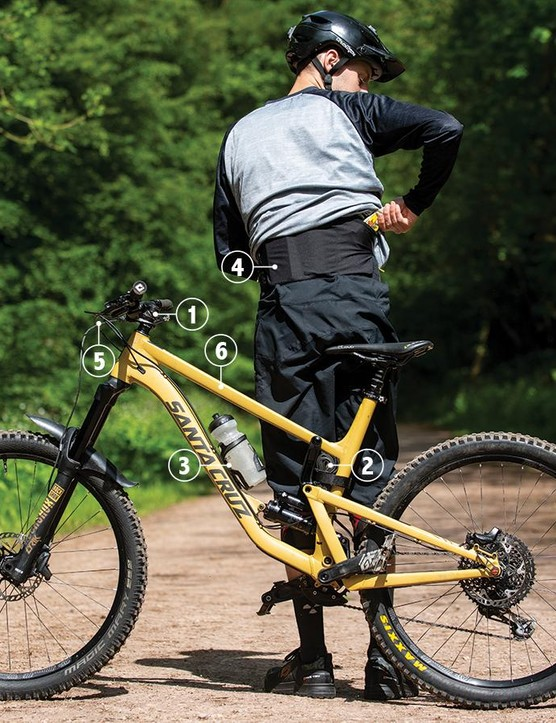 How to ride light, fast and pack-free, without skimping on the essentials