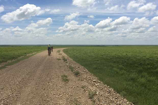 The roads of the Flint Hills are both exceptionally beautiful and brutal. Preparation will keep you and your bike moving forward at Dirty Kanza