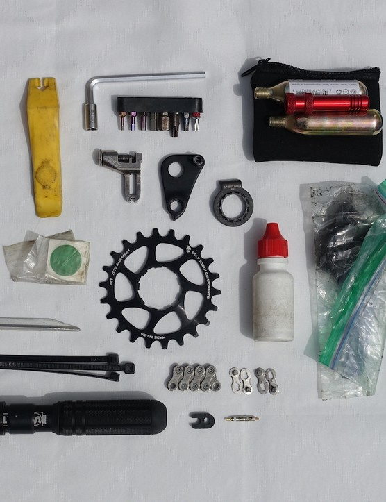 A well-considered repair kit can save the day. But carrying essential items is only a start. Also take the time to know how to perform repairs