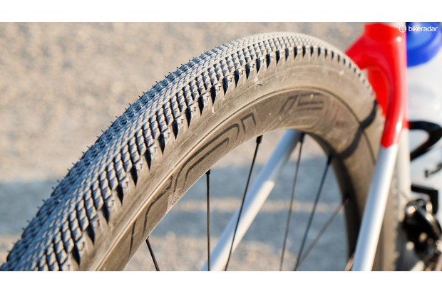 The Specialized Trigger Pro tyre