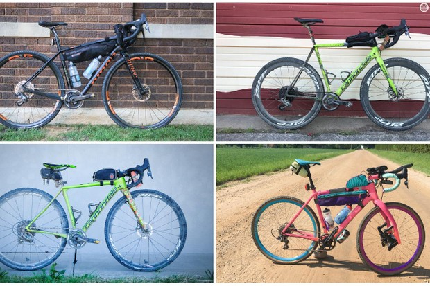 Here's a look at the four fastest bikes at this year's Dirty Kanza 200 and DKXL