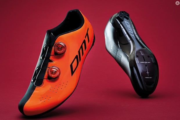 DMT's high-end R1 road shoe