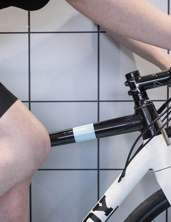 The reach of a bike, unisex or women's specific, can be tweaked by changing the stem to a shorter or longer option