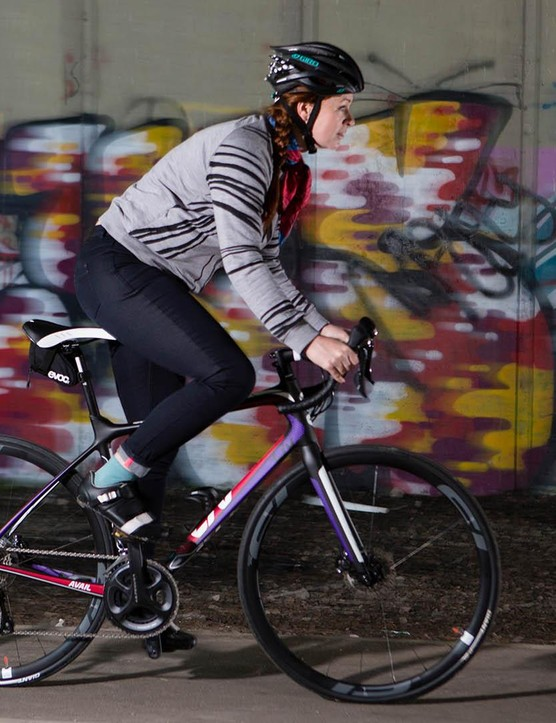 Endurance road bikes are designed for comfort and efficiency over longer distances