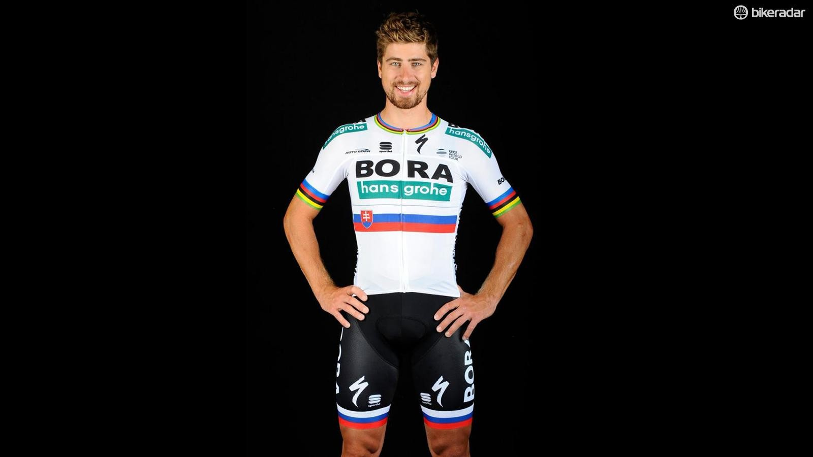 A full look at Peter Sagan's new kit