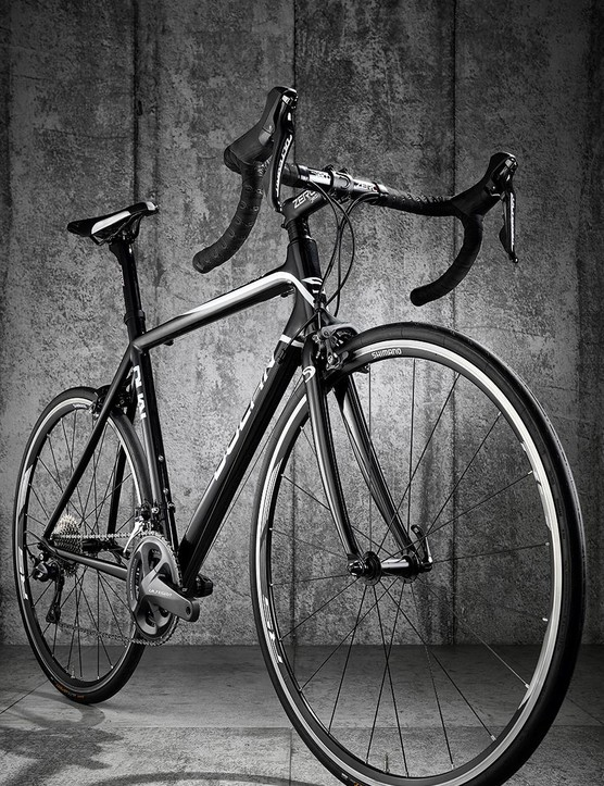 With a full suite of new Ultegra, the transmission is as smooth as it can be