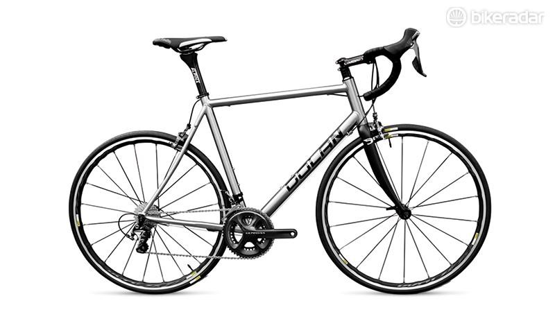 The Dolan Titanium ADX is one classy bike for the money
