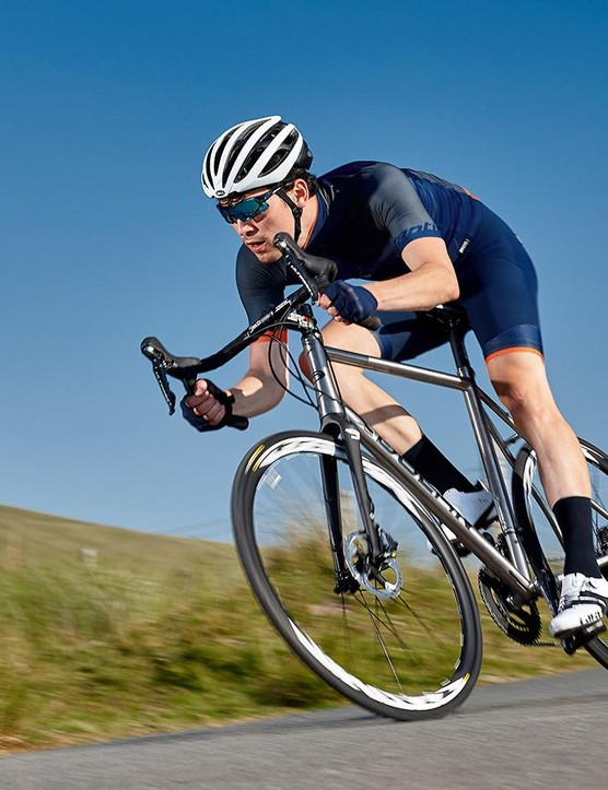 The Dolan rides just how a great sportive bike should