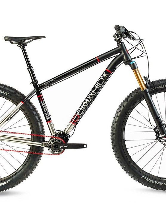 This all-mountain hardtail retails for $4,995 (UK and Aussie pricing TBA)