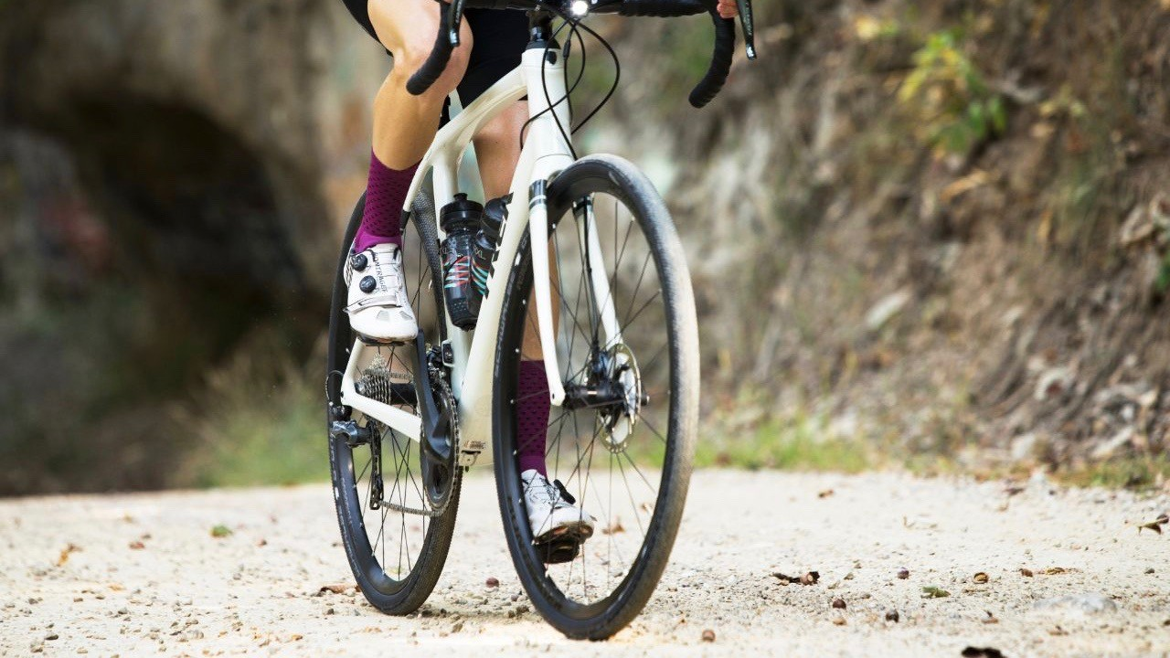 Trek's Domane was already a great bike for gravel. Now there is a Domane Gravel set of bikes too