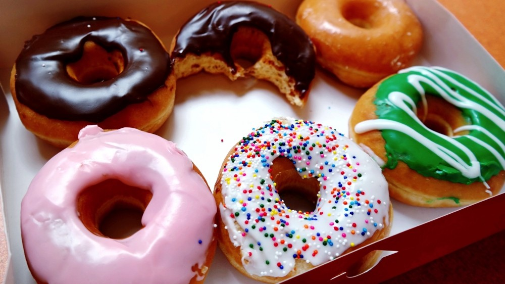 Avoid foods that contain large amounts of refined sugar