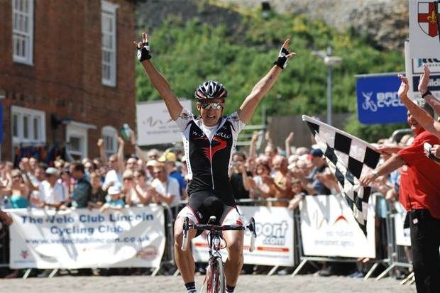 Russell Downing has won five of the seven Premier Calendar events this year