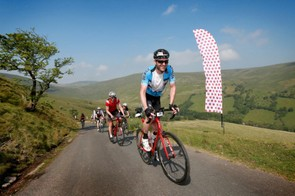 The Dragon Ride has a number of distances available, including the fearsome Dragon Devil at 305km