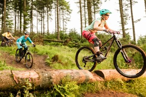 Get the hang of drops and your trail riding will flow a whole lot better