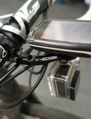 The K-Edge combination mount