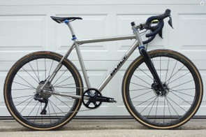 Bjorn Selander's Bingham Built Titanium Custom