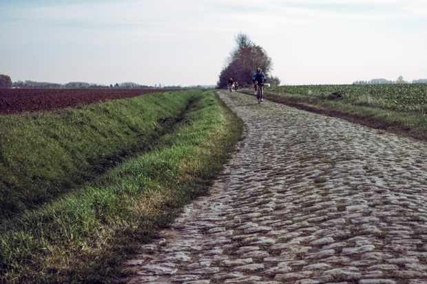 The pavé of Paris-Roubaix is unlike any other cobbled race