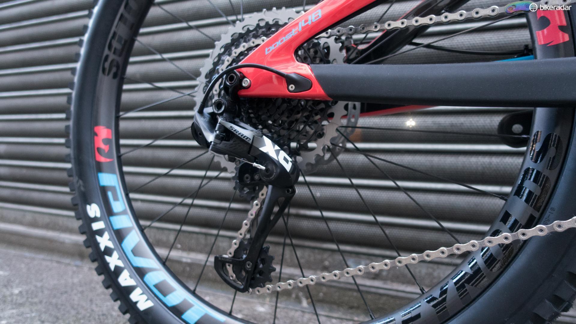 SRAM's new X01 Eagle should help you up those climbs