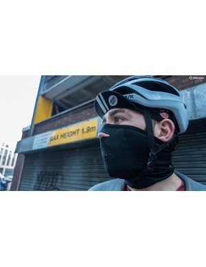 Madison's Isoler Face Guard was made to keep your face warm on the most chilly of days