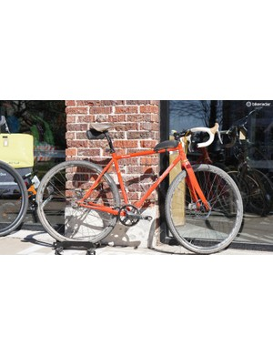 Scissortail Cycles is a custom builder based in Norman, Oklahoma