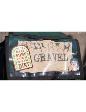Gravel wisdom