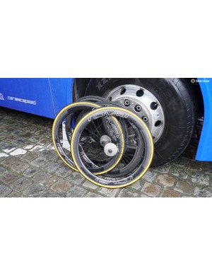Spare wheels at the ready for Quick-Step Floors