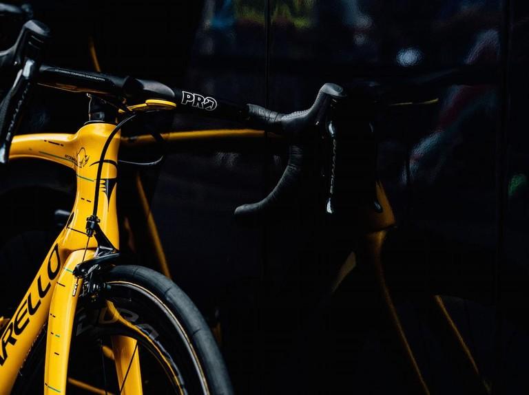 Gallery: Tour de France jersey winners' bikes