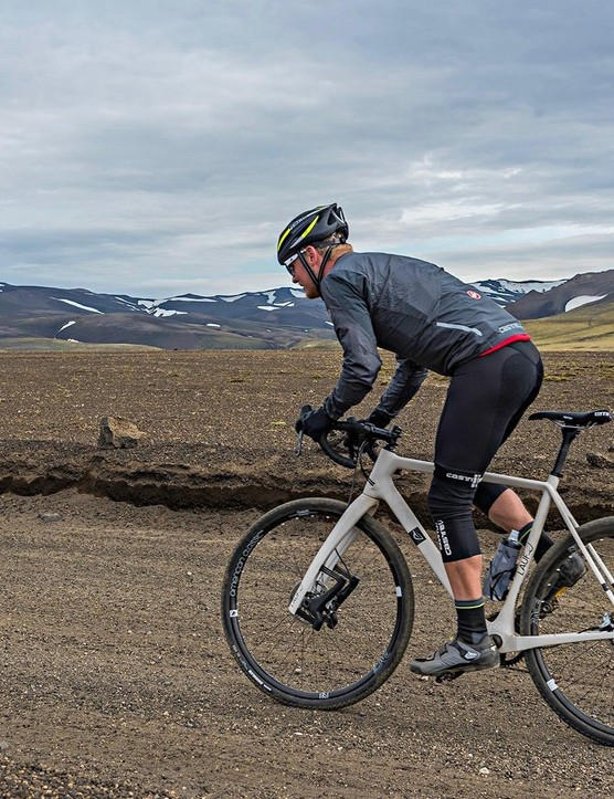 The True Grit is an excellent gravel race bike