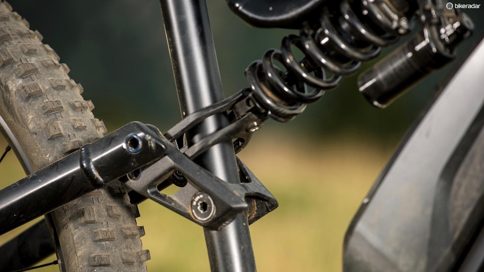 Commencal's linkages have always been neat