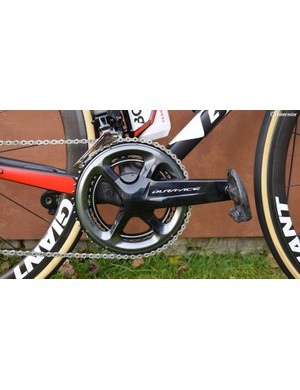 The team will be one of three WorldTour teams using Shimano power meters this year