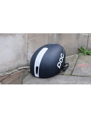 My POC Octal Aero RaceDay helmet