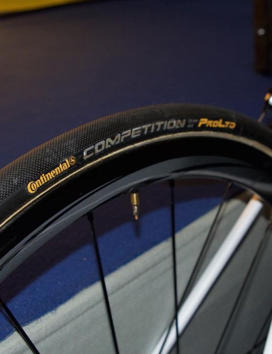Continental Competition Pro tubulars
