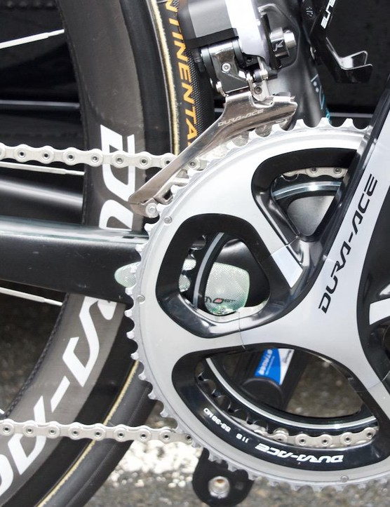 Thomas opts for 53-39 chainrings