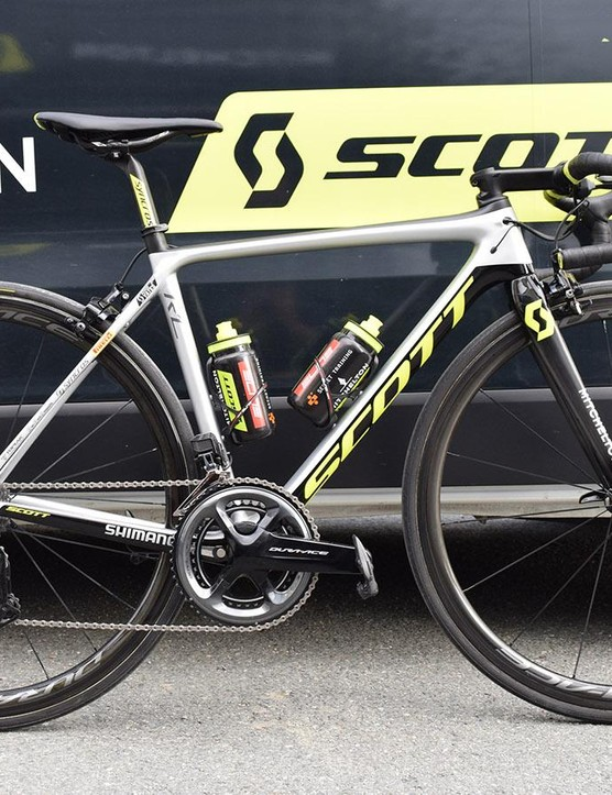 Adam Yates' Scott Addict RS