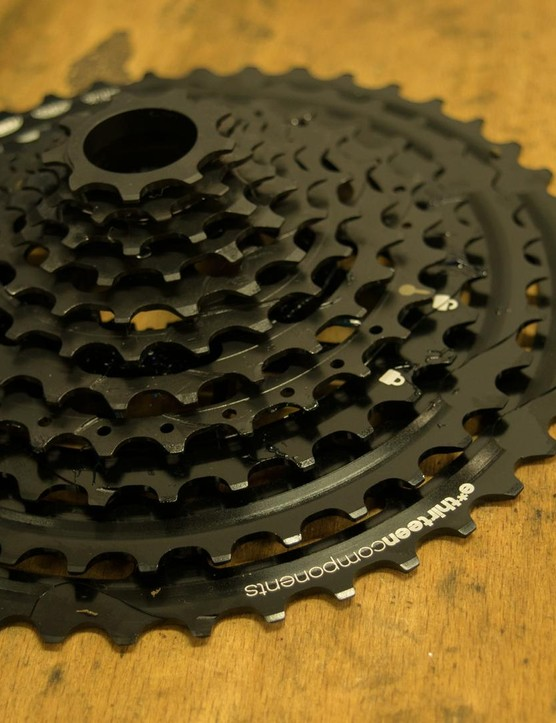 e*thirteen's FRS cassette boasts an insanely wide range